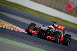 Sergio Perez - McLaren