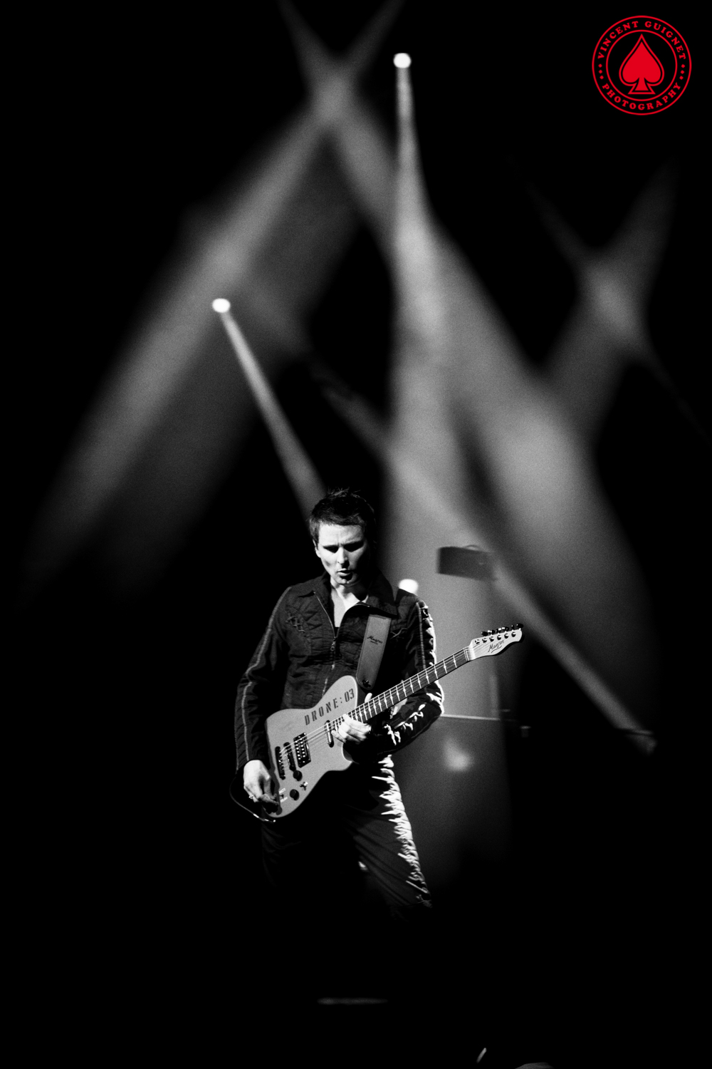 MUSE - Matthew Bellamy