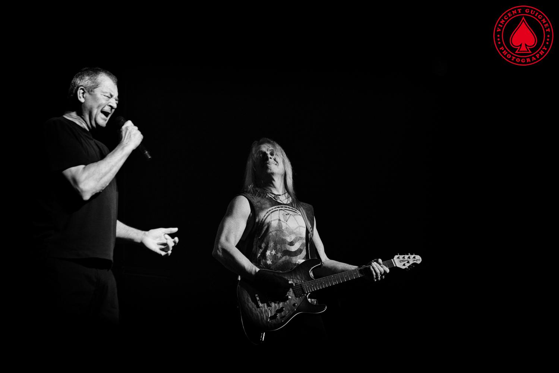 DEEP PURPLE - Steve Morse & Ian Gill