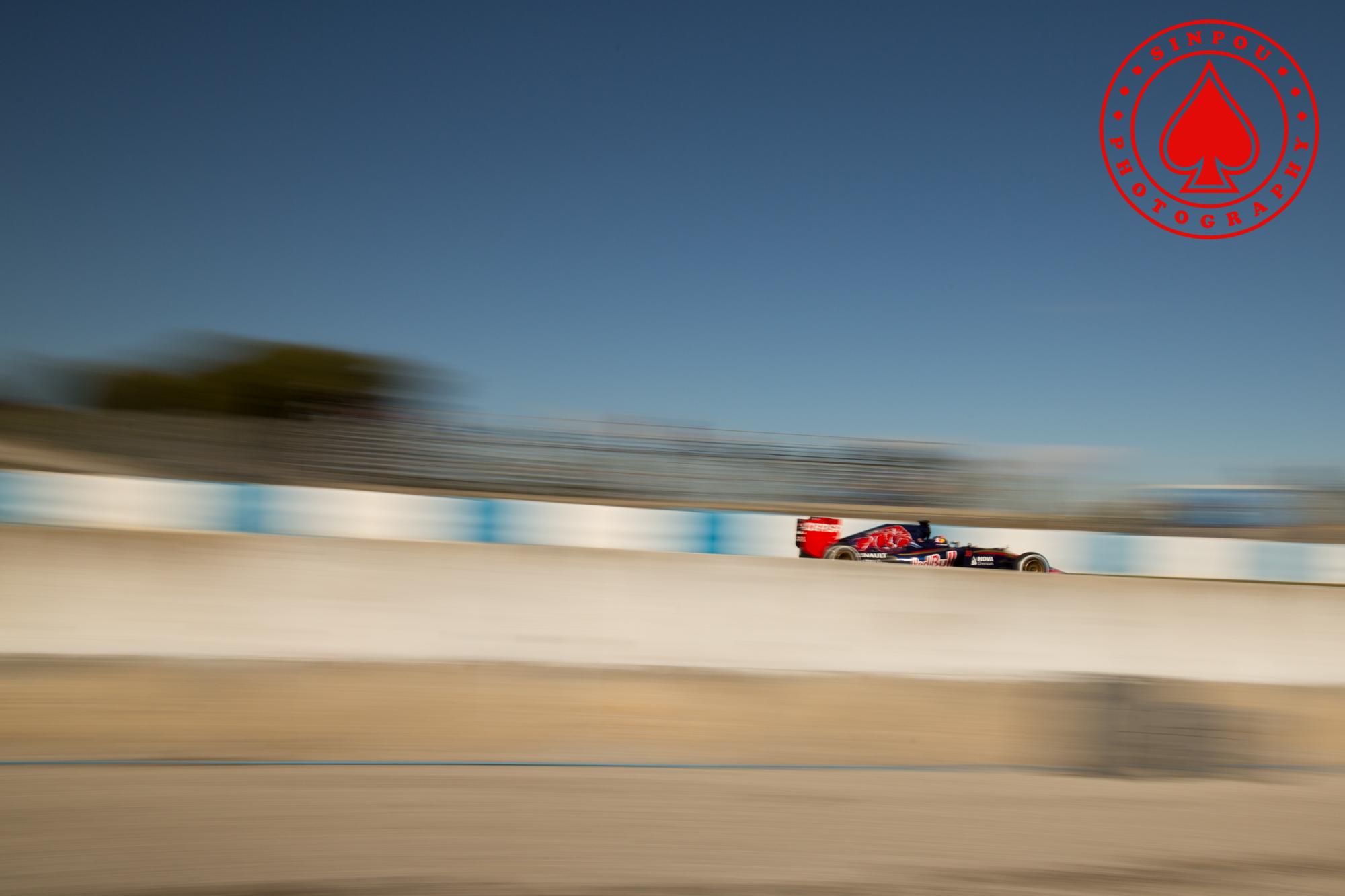 Carlos Sainz jr - Scuderia Toro Ross