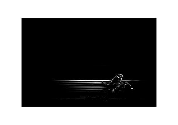 Tirage Digigraphie - MotoGP, VR46, Misano 2016