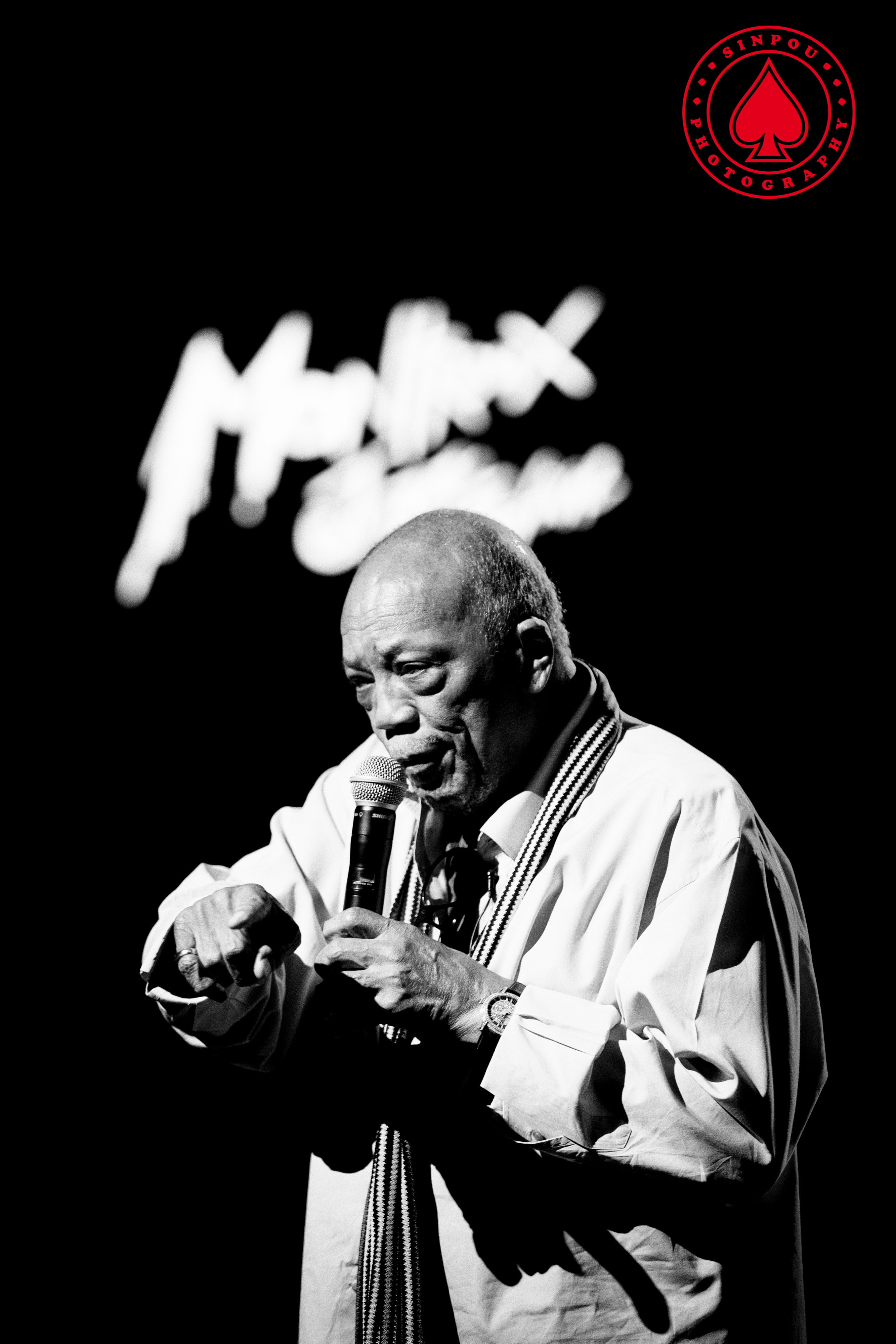 QUINCY JONES - MONTREUX JAZZ 2015