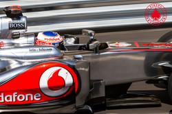 Jenson Button - McLaren