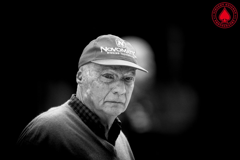 Niki Lauda - Mercedes