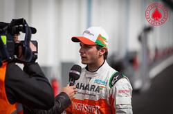 Jules Bianchi - Sahara Force India