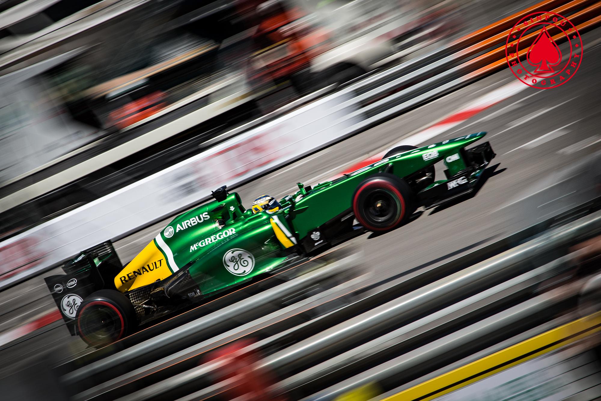 Charles Pic - Caterham F1