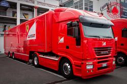 Truck - Scuderia Ferrari