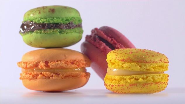Macarons Grimaldi