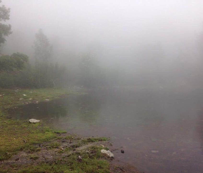 Le lac enchanté