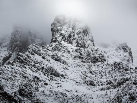 Méditation de la montagne