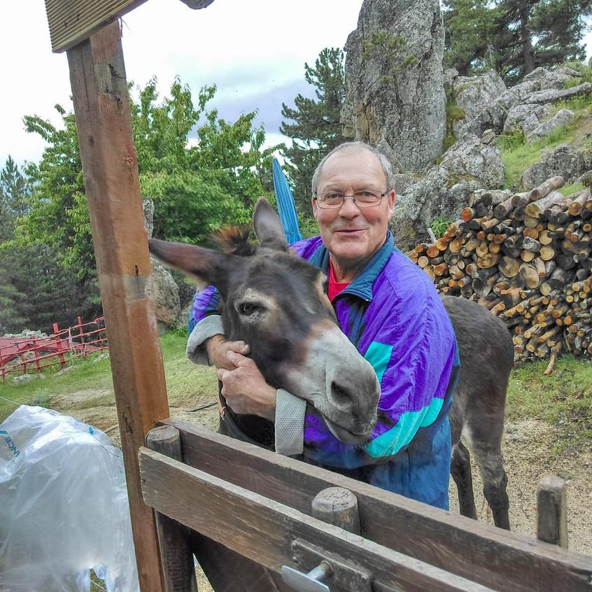 Raymond le dresseur d'âne