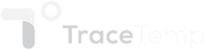 TraceTemp logo blanc