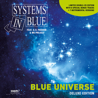 Systems in Blue - Blue Universe Deluxe Edition