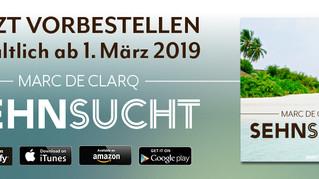 Neue Single von Marc de Clarq - Sehnsucht