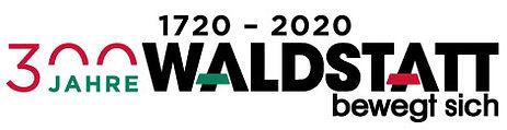 300 Jahre Waldstatt, Logodesign, Logogestaltung, Logo