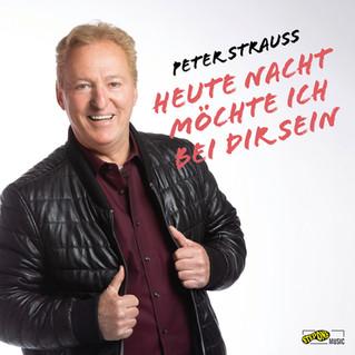 Peter Strauss - Heute Nacht möchte ich                 bei dir sein