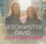 Cover_GeschwisterDavid_IchLehnMichAnDich