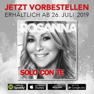 Neue Single von Rosanna Rocci