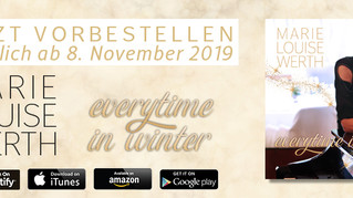 "Neue Single ""Everytime in winter"""