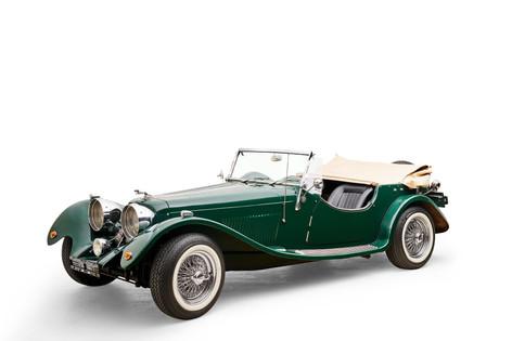 Jaguar Gepard SS 100