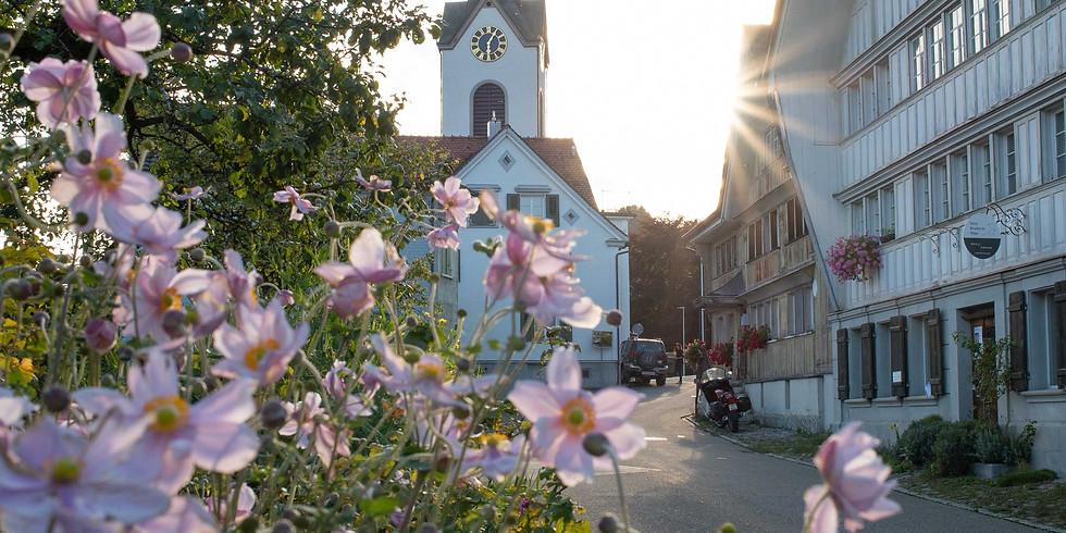 Kirchenturmbesichtigung