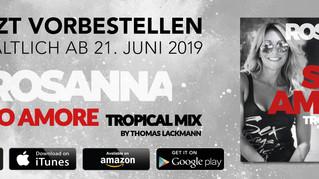 Rosanna Rocci mit neuer Single