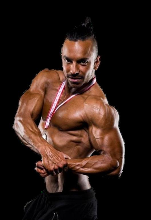 Petar Ordaliev Personal Fitness Trainer
