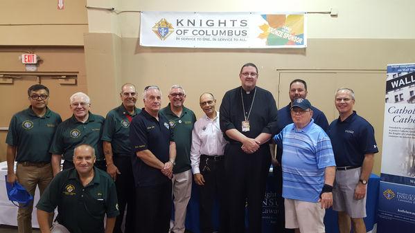 Knights with Bishop Parks.jpg