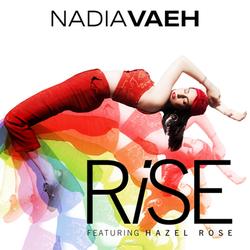 NADIA VAEH - RiSE (ARTWORK COVER)
