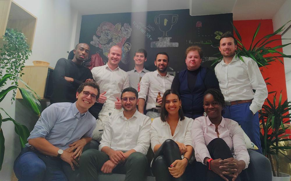 Hier soir nous étions réunis à l'Agence de Boulogne Billancourt pour la première formation Business Consultant afin d'aiguiser notre sens commercial et notre relationnel client 💪🙌 Un beau moment de partage, prochaine étape au mois de Novembre ! 🚀