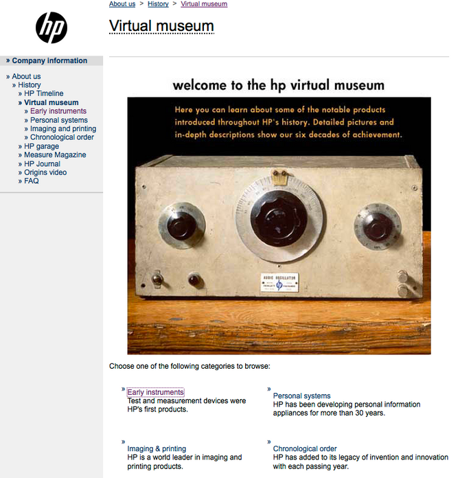 3 Steps to Create a Virtual Corporate Museum
