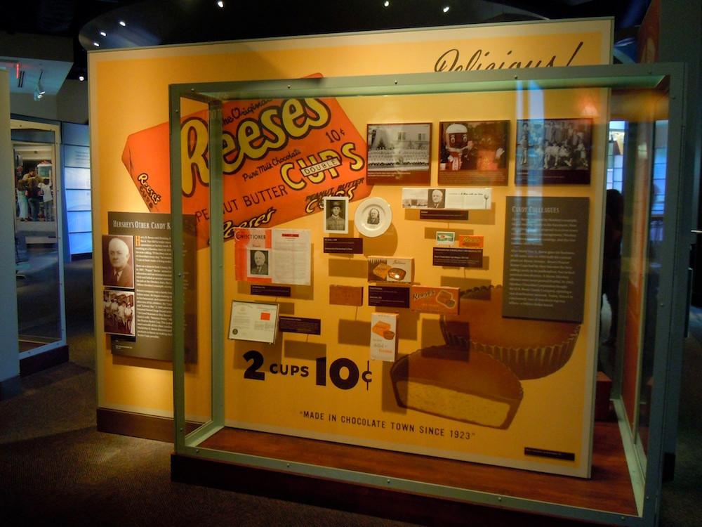 Hershey Story Museum in Hershey, PA