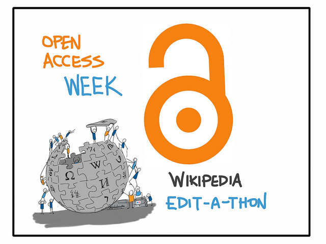 How to Run a Wikipedia Edit-A-Thon  to Gain Brand Exposure