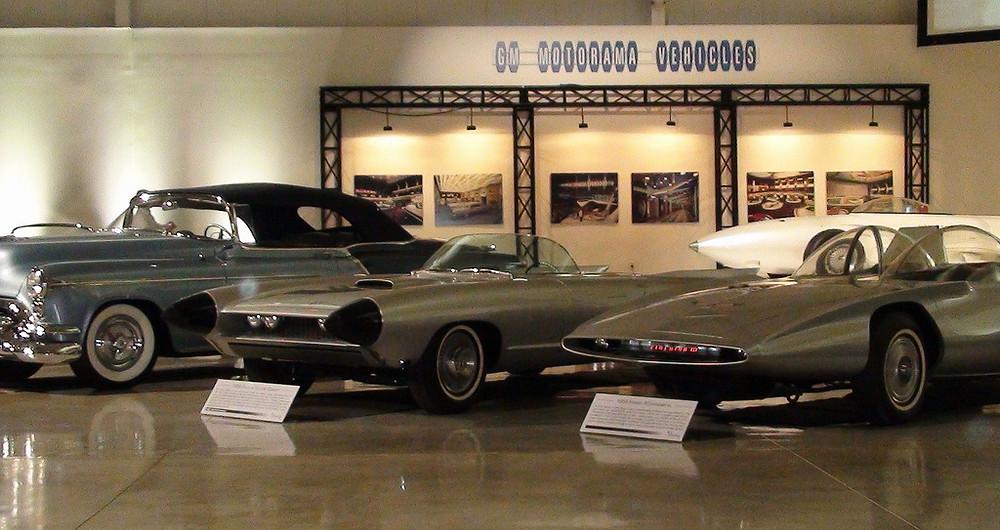 GM Heritage Museum in Sterling Heights, MI