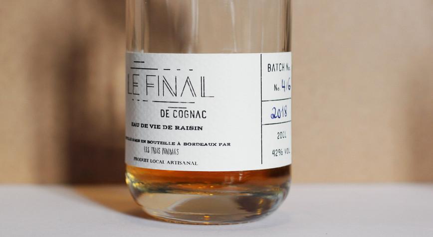 Le Final : tête & queue de Cognac