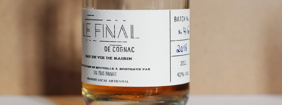 Le Final : tête & queue de Cognac