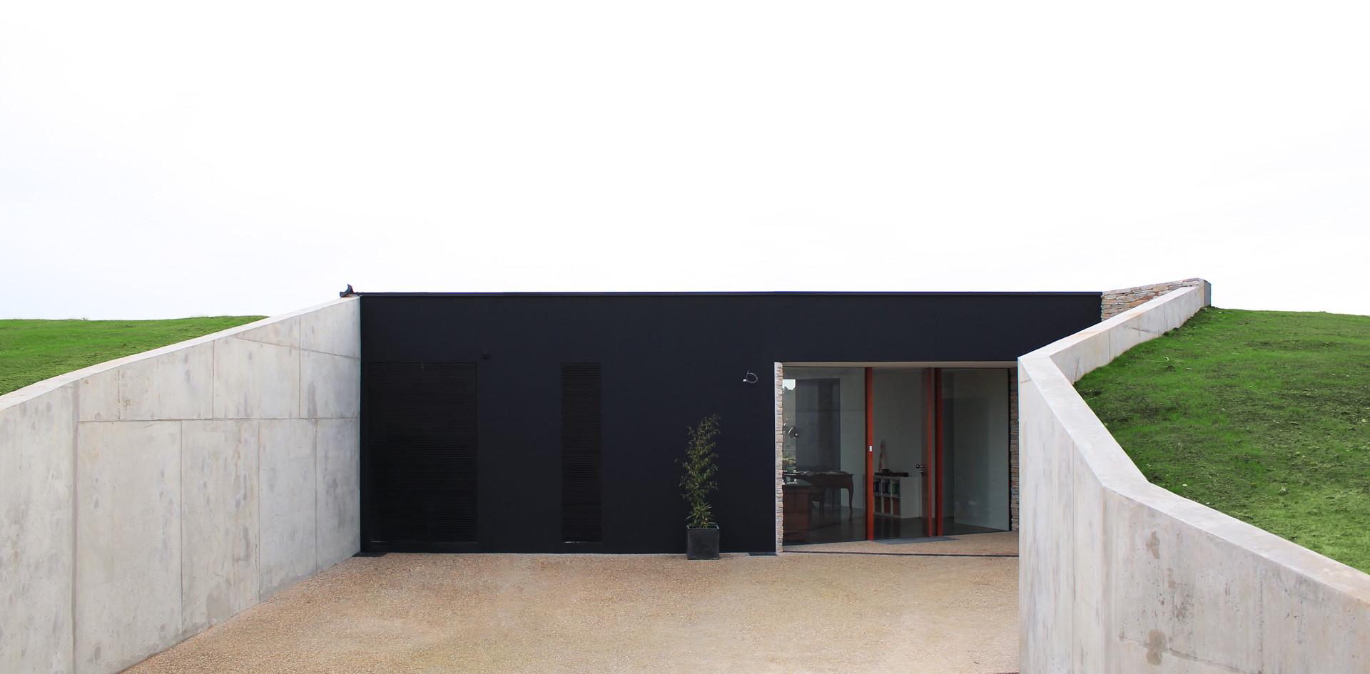 Maison semi-enterrée /Bergerac