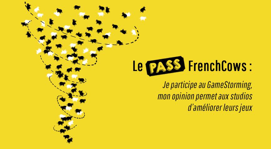 frenchcows illsutration