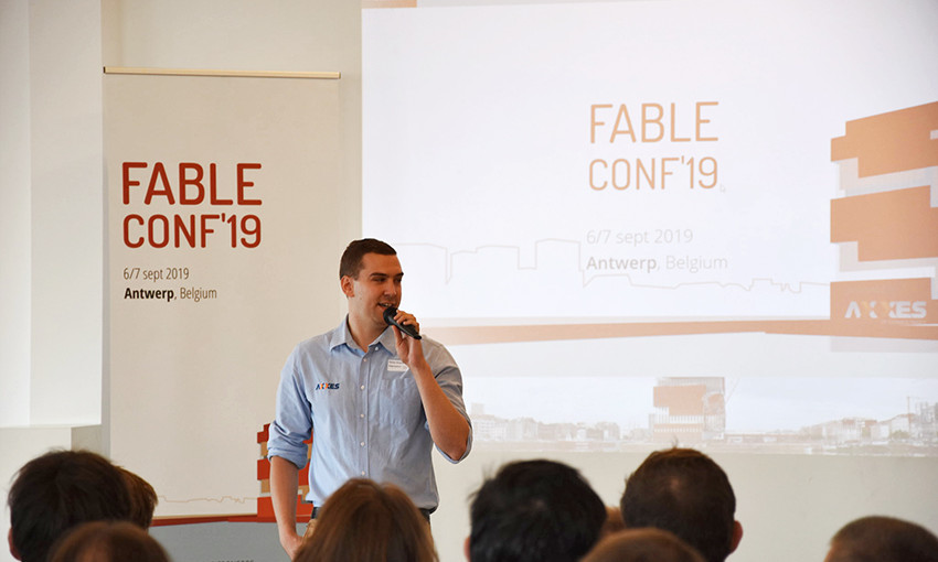 CONF19 presentation
