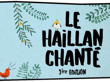 LE HAILLAN CHANTÉ