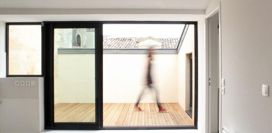 Rénovation d'un immeuble logement /Bx
