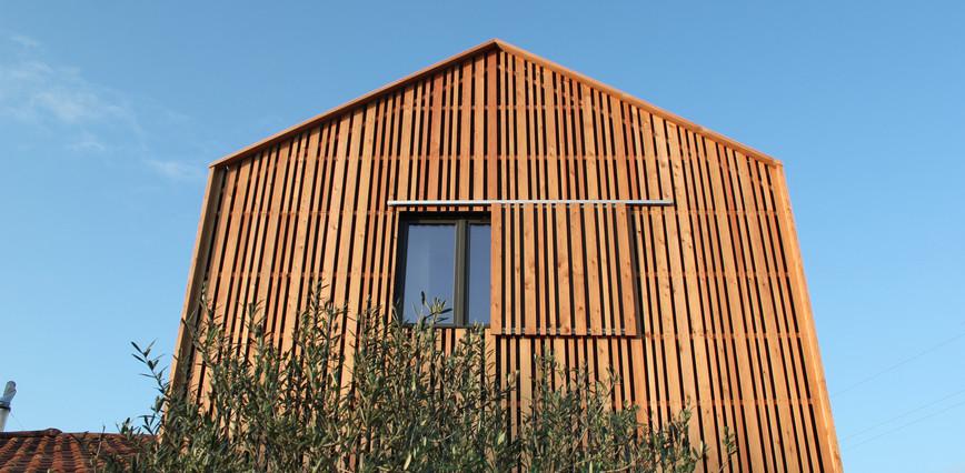 La maison sur le toit - extention /Floirac