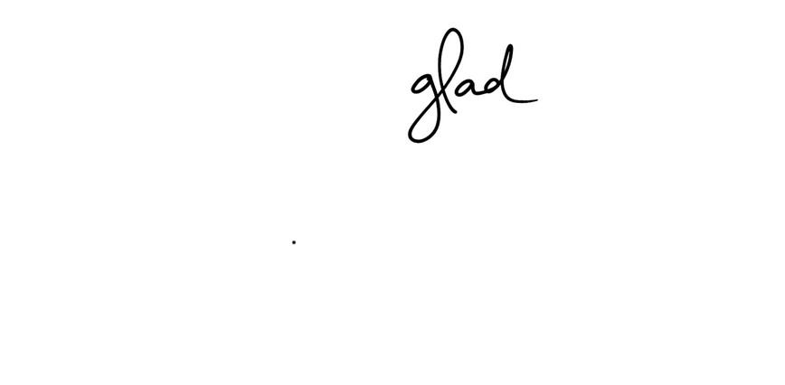 "dessin ""glad"""