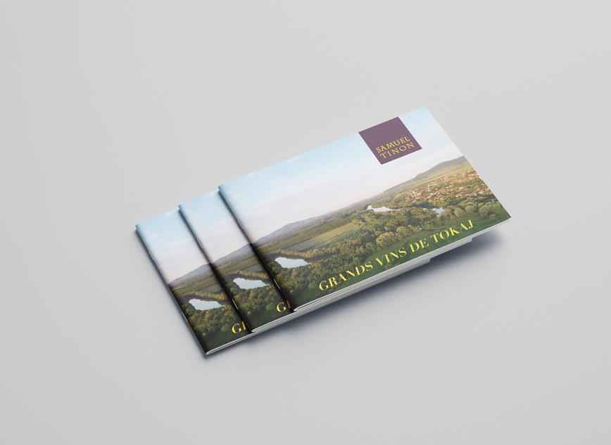 Couverture Grand Vins de Tokaj