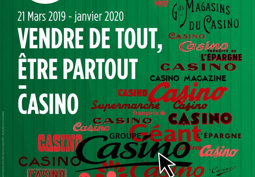 Vendre de tout Casino affiche