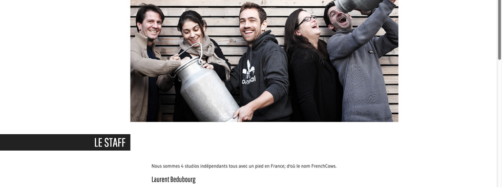 frenchcows team