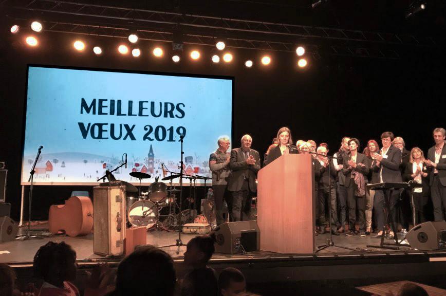 Soirée bal Vœux 2019