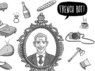 FRENCH BOY !