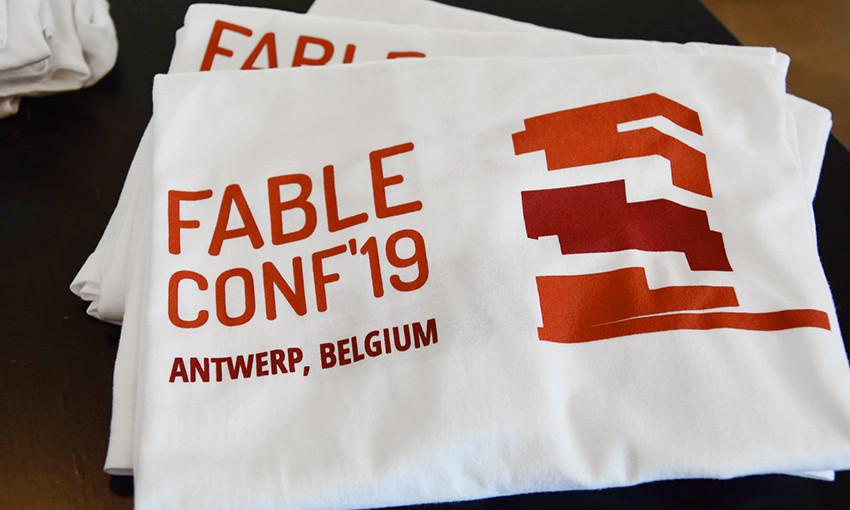 CONF19 tshirt
