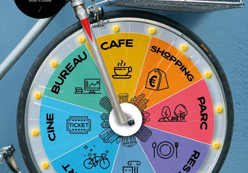 Urbanus Cyclus affiche